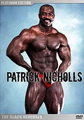 Bodybuilder black List of