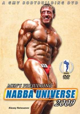 2009 NABBA Universe - Men's Prejudging