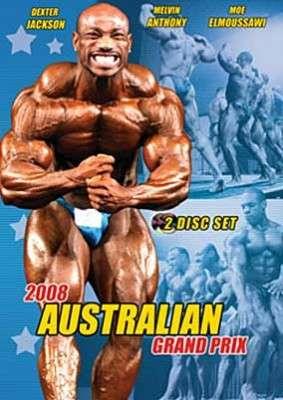 2008 IFBB Australian Pro Grand Prix