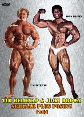 Tim Belknap, John Brown Seminar & Posing DVD