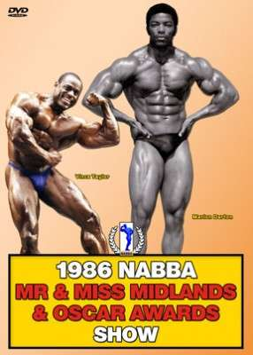 1986 NABBA Mr & Miss Midlands & Oscar Awards – Show (Download)