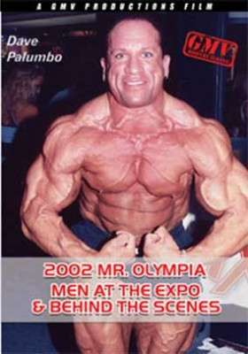 2002 Mr. Olympia - Men at the Expo Download
