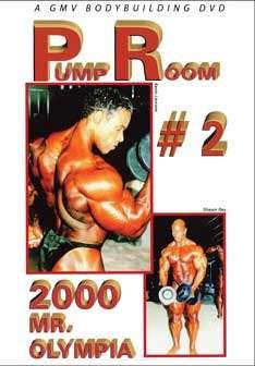 2000 Mr. Olympia Pump Room # 2