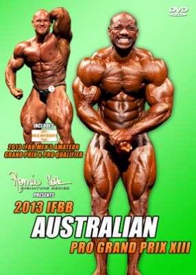 2013 IFBB Australian Pro Grand Prix
