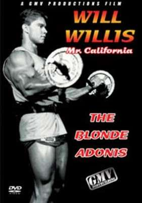 Will Willis – The Blonde Adonis
