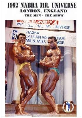 1992 NABBA Universe: Men - The Show