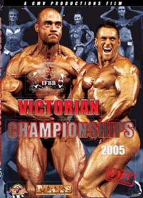 2005 IFBB Victorian Championships