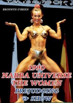 1990 NABBA Universe: Women - Prejudging & Show