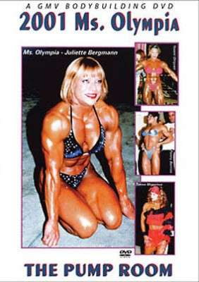 2001 Ms. Olympia Pump Room (DVD)