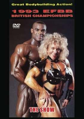 1993 EFBB British Championships – Show (DVD)