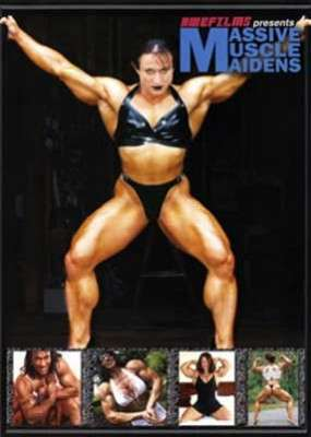 Massive Muscle Maidens (DVD)