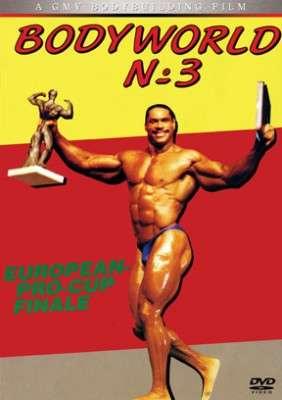 Bodyworld # 3 – The Stars of the 90s