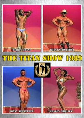 1989 Mr. Titan & Miss Juno Bodybuilding Championships (DVD)