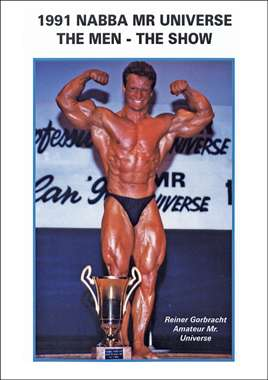 1991 NABBA Mr. Universe: Show (Download)