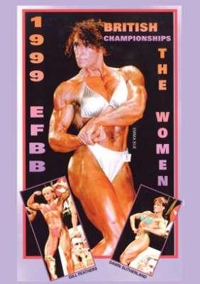 1999 EFBB British Championships Women DVD