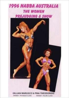 1996 NABBA Australia Women -DVD