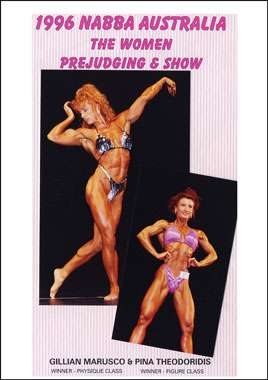 1996 NABBA Australia - Women Download
