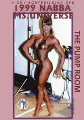 1999 NABBA Universe: Women's Pump Room DVD