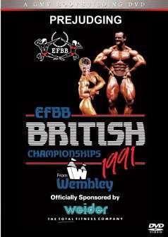 1991 EFBB British Championships: Prejudging