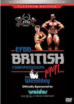 1991 EFBB British Championships