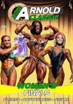 2010 Arnold Classic - Women's Finals DVD
