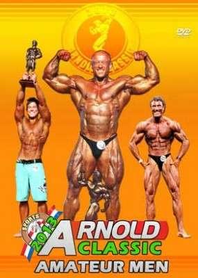 2013 Arnold Classic Amateur Men DVD