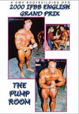 2000 IFBB English Grand Prix Pump Room
