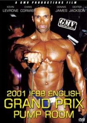 2001 IFBB English Grand Prix – Pump Room (DVD)