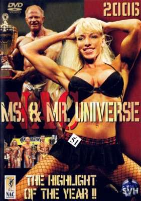 2006 NAC Mr. & Ms. Universe Download