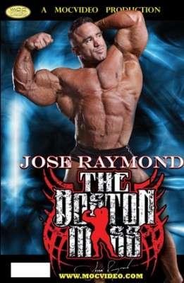 Jose Raymond Workout DVD