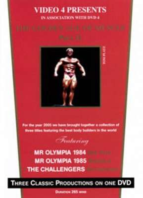 Golden Age of Muscle # 2 DVD