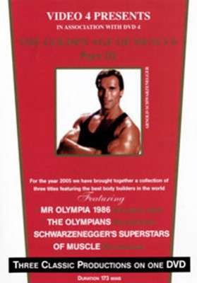 Golden Age of Muscle # 3 DVD