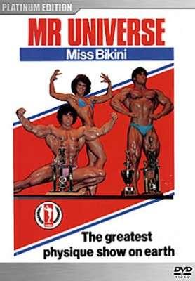 1983 Mr & Miss Universe DVD