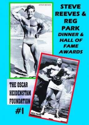 Reg Park and Steve Reeves OHF Dinner DVD