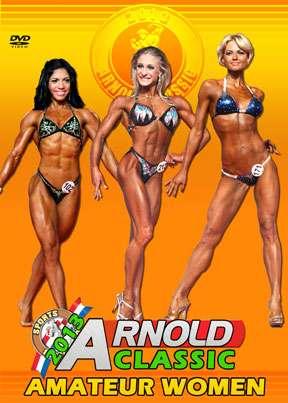 2013 Arnold Classic USA - Amateur Women