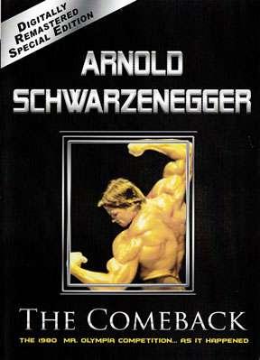 Arnold Schwarzenegger - Comeback