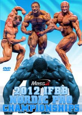 2012 IFBB Nordic Pro Championships