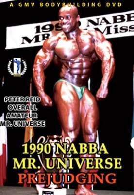 1990 NABBA Mr. Universe - Prejudging