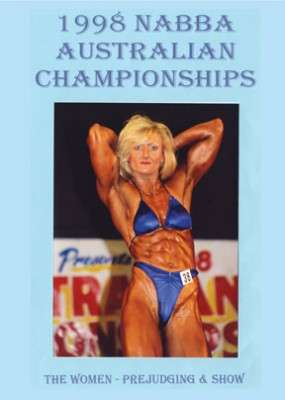 1998 NABBA Australia - Women