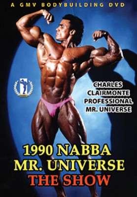 1990 NABBA Mr. Universe - Show