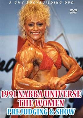 1991 NABBA Universe Women