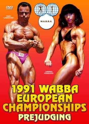 1991 WABBA European Championships: Prejudging