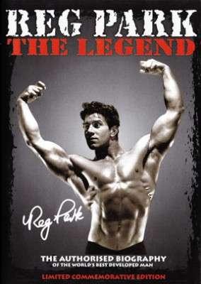 Reg Park - Legend DVD