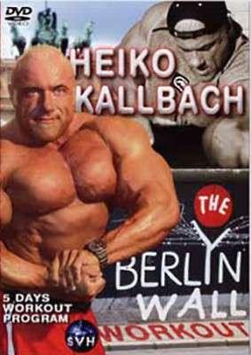 Heiko Kallbach Berlin Wall Workout DVD