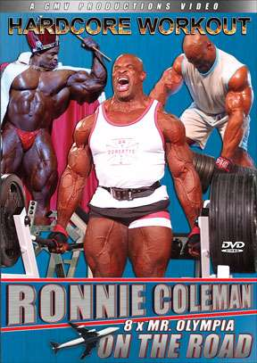 Ronnie Coleman On The Road Download Gmv Bodybuilding