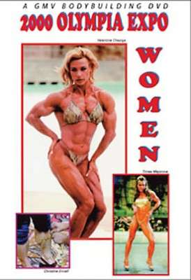 2000 Olympia Expo: The Women plus solo posing (Digital Download)