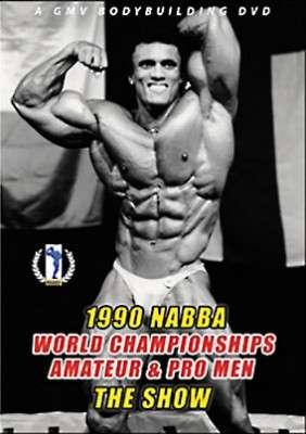 1990 NABBA Worlds Men - Show
