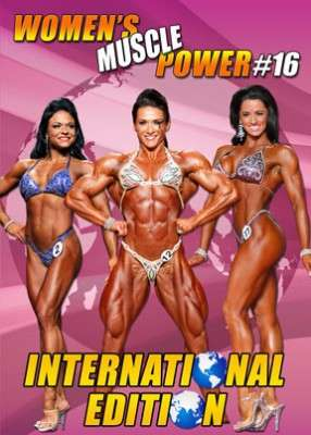 Women's Muscle Power # 16 DVD