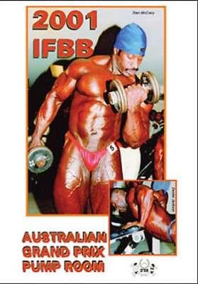 2001 IFBB Australian Grand Prix Pump Room Download