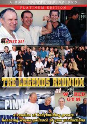 Legends Reunion at Golds Gym